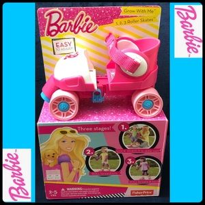 🌸 BARBIE GROW WITH ME ROLLER SKATES 🌸